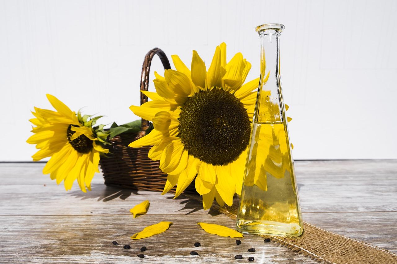 aceite girasol hidratante