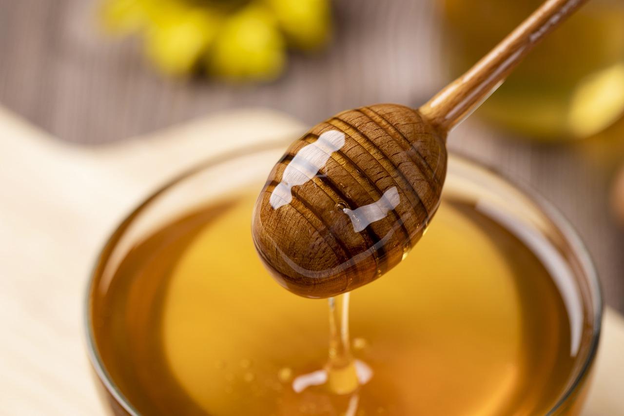 miel hidratante