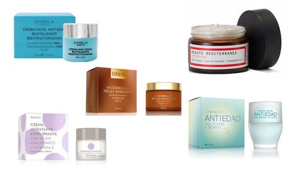 Cremas Antiarrugas De Mercadona Las Mejores Cosmética Para Manos Y Cuerpo
