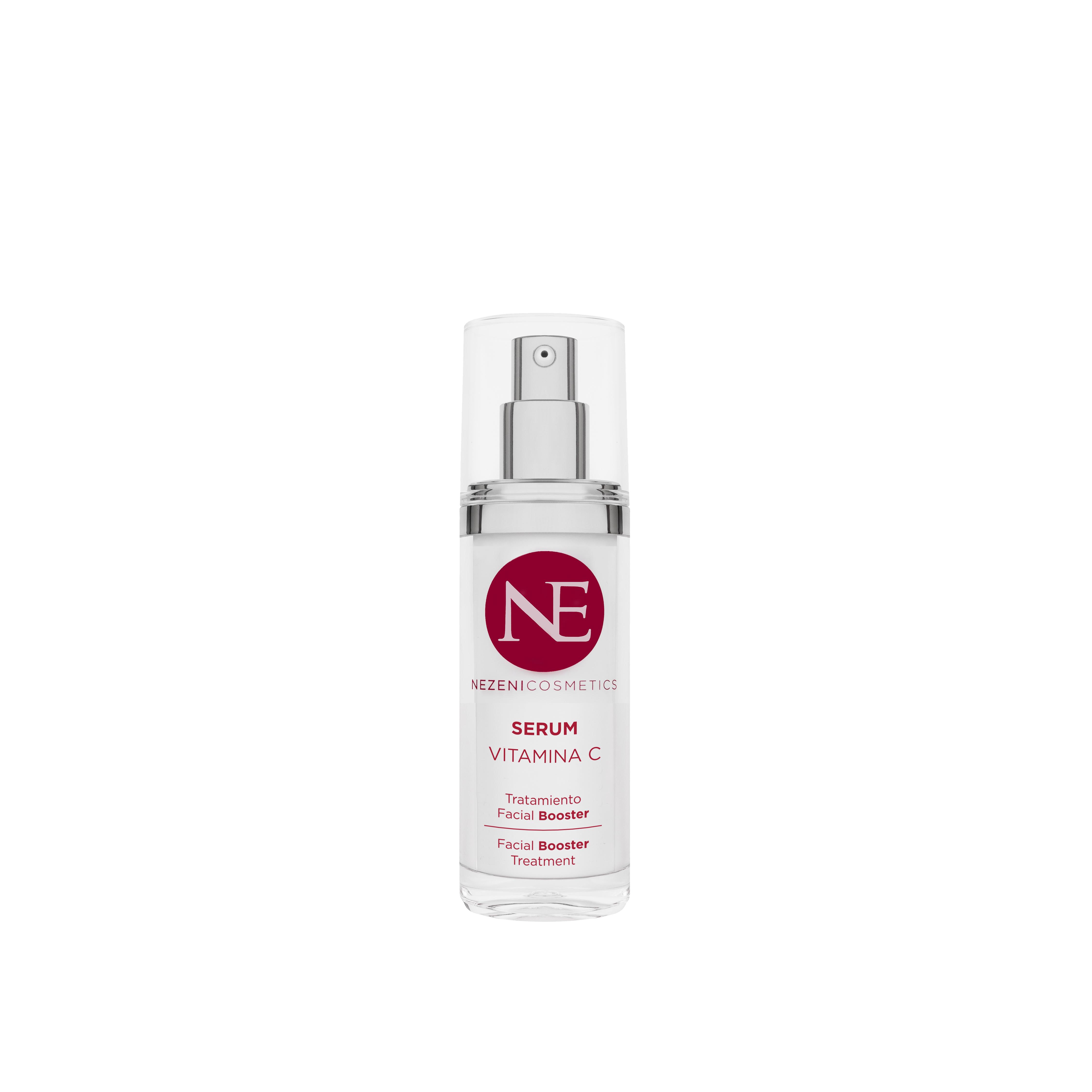 Review Serum Vitamina C de Nezeni Cosmetics