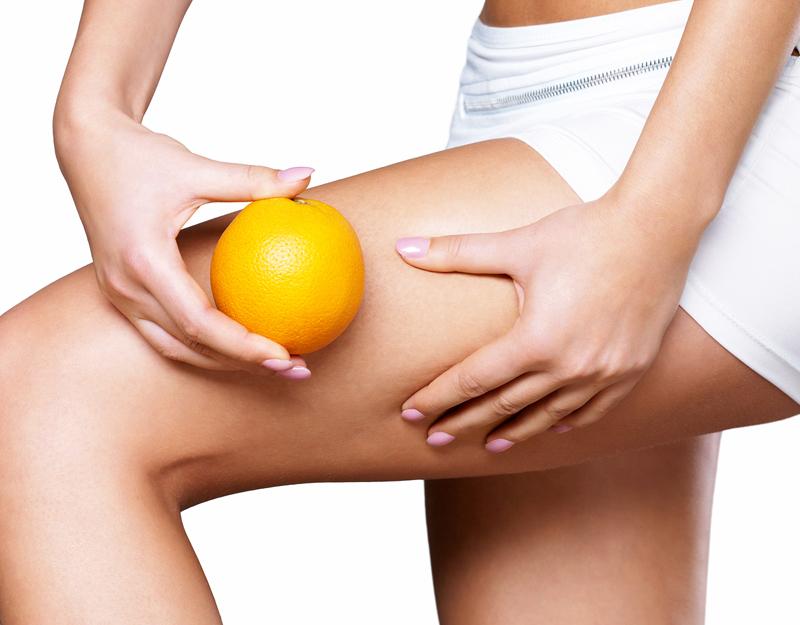 piel de naranja