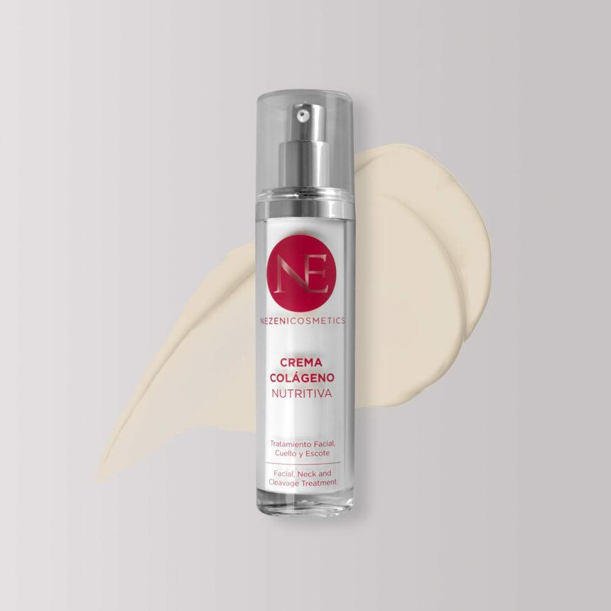 Crema Colágeno Nutritiva de Nezeni Cosmetics: Mi experiencia
